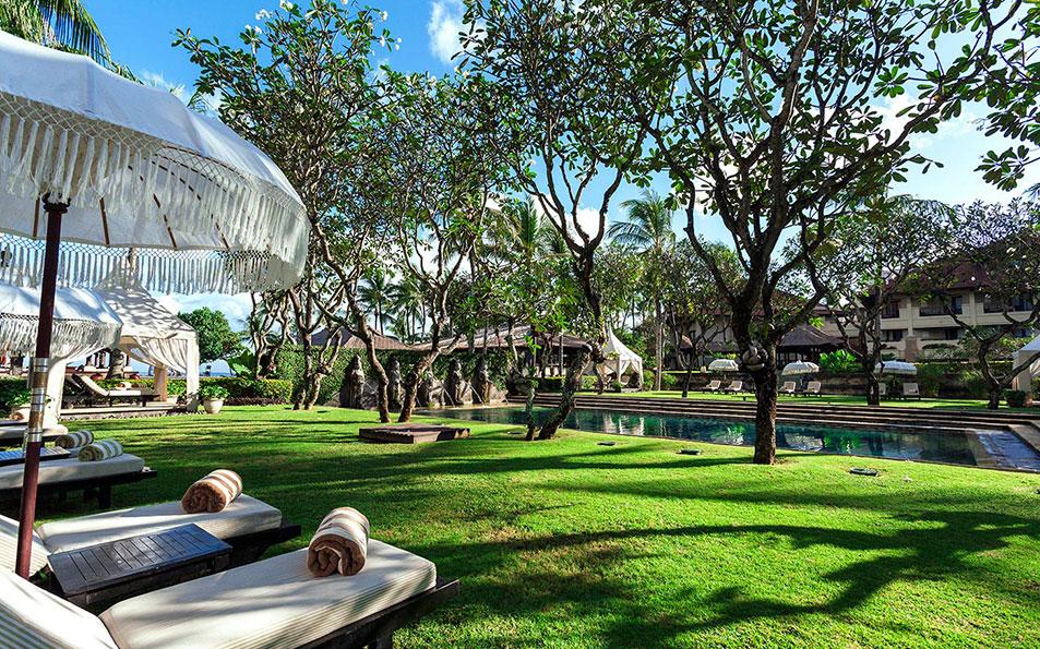 Balinese Bath Pool